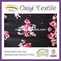 Malha de tecido de viscose para o vestuário t/camisa