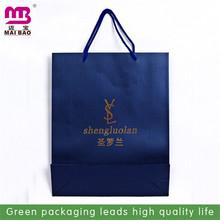 splendid colorful shopping paper bag supplier