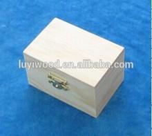 2014 Nature Decorative Wooden Treasure Chest