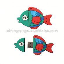 Hot Sale Free Sample cartoon animal shape usb flash drive for Promotional Gift