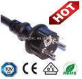 10A 16A 250V European Standard AC power cord