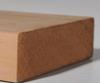 first grade red cedar 4 sides polished plank