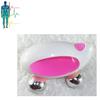 Vibrating body massager LED mini massager with LED light