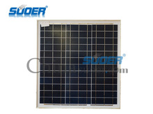 Polycrystalline Silicon Solar Panel 30W Factory Price 18V Solar Cell Module