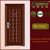 Security steel doors used exterior doors