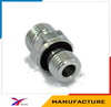 METRIC MALE O-RING /BSPT MALE hydraulic union fitting