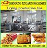 KFC chicken frying production line