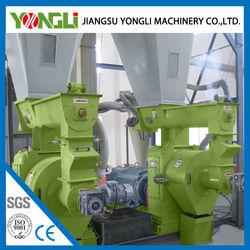 YONGLI - 5t/h alfalfa pellet mill plant