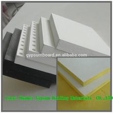 CE Certification/ fiber glass panel ceiling soundproof board