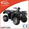 new 250cc water cool atv quad powerful farm four wheeler quad