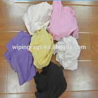 Cotton waste hosiery clips