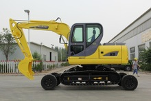new condition wheel and crawler excavator