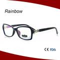 decoração de moda de óculos vogue armações de óculos de plástico óculos frames
