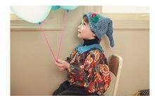 2014 Christmas Children Fashion Santa Hat