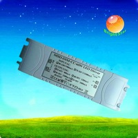 Dimmable triac 60w led power supply constant current led driver