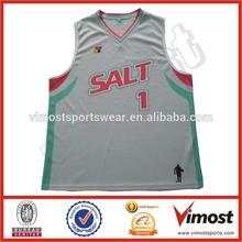 Custom sublimated basketball uniform images