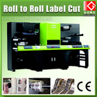 Label Converting Machine/Roll to Roll Label Laser Die Cutting