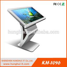 Horizontal Screen 3G WIFI Network LCD Advertising Display