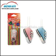 Lovely toy shape fruit perfume pendant hanging top shoe air freshener for car