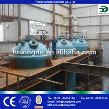 New type energy biodiesel plant/bio diesel equipment/waste palm oil biodiesel