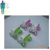 2014 new electric vibrating LED mini massager,handheld mini massager