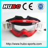 HUBO-156 custom soft frame roll off motocross goggles