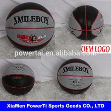 8 panels PU leather size 7&5 basketball