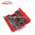 Boîtier métallique winmax wt01196 48 pcs trousse d'outils à main