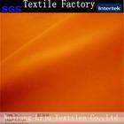 Famous waterproof pu coating taslon jacket nylon fabric