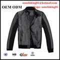 Venda quente de alta qualidade inverno acolchoado Jacket Blazer para homens