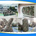 Usado bunkers paintball inflável/paintball campo/equipamento de paintball para venda