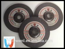 6'' diameter grinding wheel bridge building grinding wheel polishing iron grinding wheel