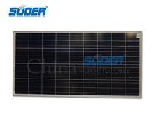 Polycrystalline Solar Cell Panel 120W 18V Poly Solar Cell