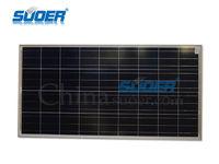 Polycrystalline Solar Cell Panel 120W 18V Polycrystalline Silicon Solar Cell