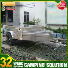 stianless steel camper trailer sales