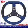 Suede Go Kart Steering Wheel