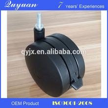 Plastic Heavy Duty Wheel with Brake