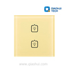 Hot sale 2 way smart home switch/ wall switch smart home system/ touching switch