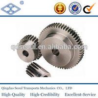 SUS2.5-30J8 stainless steel precision involute spur gear supplier JIS standard