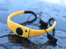 High end wireless sport oem bluetooth headset neckband design