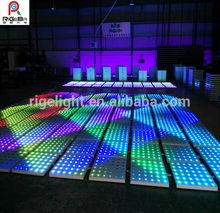 Portable led dance floor,led light dance floor,acrylic led dance floor