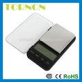 scala gioielli digitale tascabile grammo con piattaformain acciaioinox