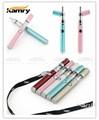 Original de color kamry fumar mini e cigarrillo kamry 1.0 kit con el diamante de la batería