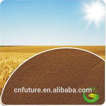 High purity bio organic fertlizer fulvic acid 80