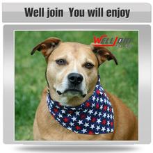 Newest fashion cheap wholesale dog bandana
