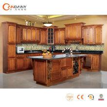 Hight Quailty Elegant Wooden Kitchen Cabinet,kitchen cabinet drawer slide parts