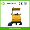 Bateria road sweeper, supermercado ground sweeper/industrial escova de limpeza do assoalho/passeio na vassoura