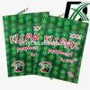 custom printed herbal spice packaging bag/smoke potpourri bags/aluminum foil bags wholesale