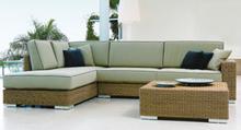 mobília ao ar livre terraço sofá conjuntos