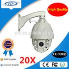 1080P Enhanced IR High Speed Dome HD Camera IP Ptz Full Hd